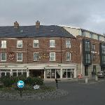 Premier Inn Scarborough resmi