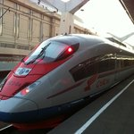 Sapsan Bullet Train Foto