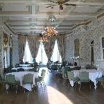  Rushpool Hall, main dining/events room