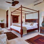 Villa Verano Master Bedroom in Sea Grape Home
