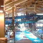 Foto van Tundra Lodge Resort Waterpark & Conference Center