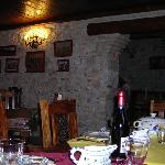 La sala ristorante - The restaurant room