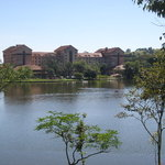  Vista do lago do hotel
