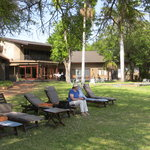 Mjejane River Lodge