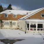  Cringleford Guest House in the snow!