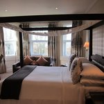 Luxurious Four Poster rooms