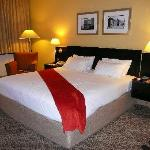  Notre chambre au Garden Court Milpark