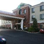 Φωτογραφία: Holiday Inn Express Hotel Shiloh /O'Fallon