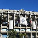  il mitico Santiago Bernabeu