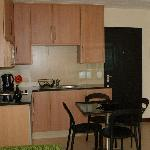 Kitch;en - Two Bedroom