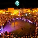 New Years Eve Ball Drop in Ludington Michigan