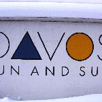 Davos...fun and sun...lo slogan