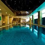 Indoor Swimming Pool - Sheraton Baku Airport Hotel