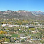 Panoramic View from Rim Road / Fort Lewis College