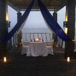 my second stay, just hope next stay i'll make this my own romantic dinner