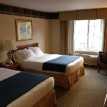 صورة فوتوغرافية لـ ‪Holiday Inn Express Acme-Traverse City‬