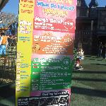  Admission prices - 2011