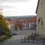  Blick vom Schloss aus