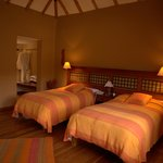 Rooms in the Colca Lodge