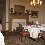  Inn at Herr Ridge Dining Room