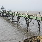  Clevedon Pier