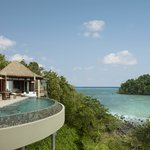 Our two-bedroom villas offer splendid views of the Gulf of Thailand.