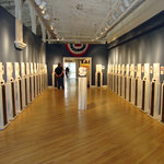 Vermont Marble Museum Hall of Presidents