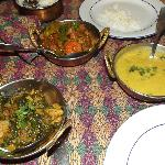  curry and other meals