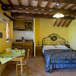 il rigogolo country house interno