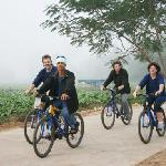 Khum Lanna, biking tour