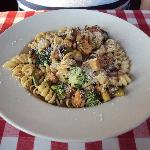  Pasta Primavera w/Chicken