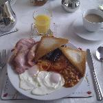 Full Welsh Breakfast