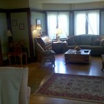 Sherman House living room