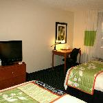 Foto van Fairfield Inn & Suites Council Bluffs