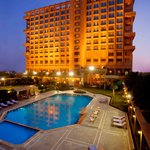 Hilton hotel in New Delhi near the airport