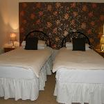 Cefn Mably Hotel Rooms