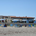  The hotel on the beach