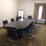 Meeting room - We love our business travelers!!