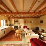  Old Mill House (sleeps 3) Living area