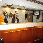  Friendly Front Desk Staff