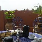  Terrace with Fantastic view! Kotubia! I bilongst to Marrakesch!!!