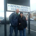 The Royal Hotel resmi