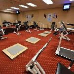 State of the art fitness facility, Energy Fitness