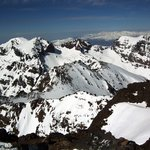 Summit of Mount Toubkal