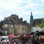 Sarlat Market