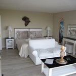 Foto de Sunshowers Beachfront B&B Guesthouse