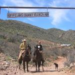 Williams Family Ranch - The Gate