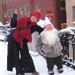 stoRy touRs' encounter with a troll in the Old Town