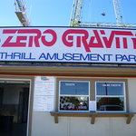Zero Gravity Thrill Amusement Park Dallas