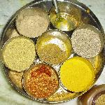 Mrs. Kapur's spices